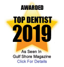 Award for Top Dentist 2019