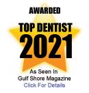 Award for Top Dentist 2021