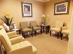 image of our comfortable patient lounge