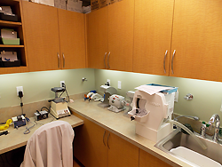 image of our dental lab